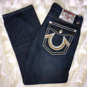 True Religion Jeans, Super Joey T, 40x34, EUC!